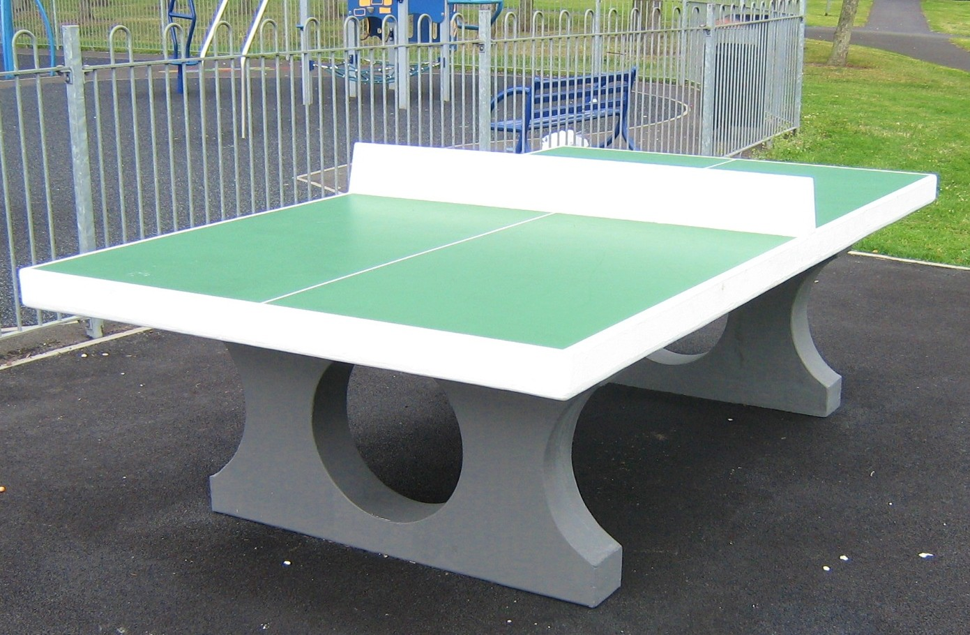 Concrete Table Tennis Table Streetscape Products Amp Services