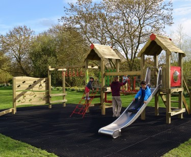 Timber Play Equipment