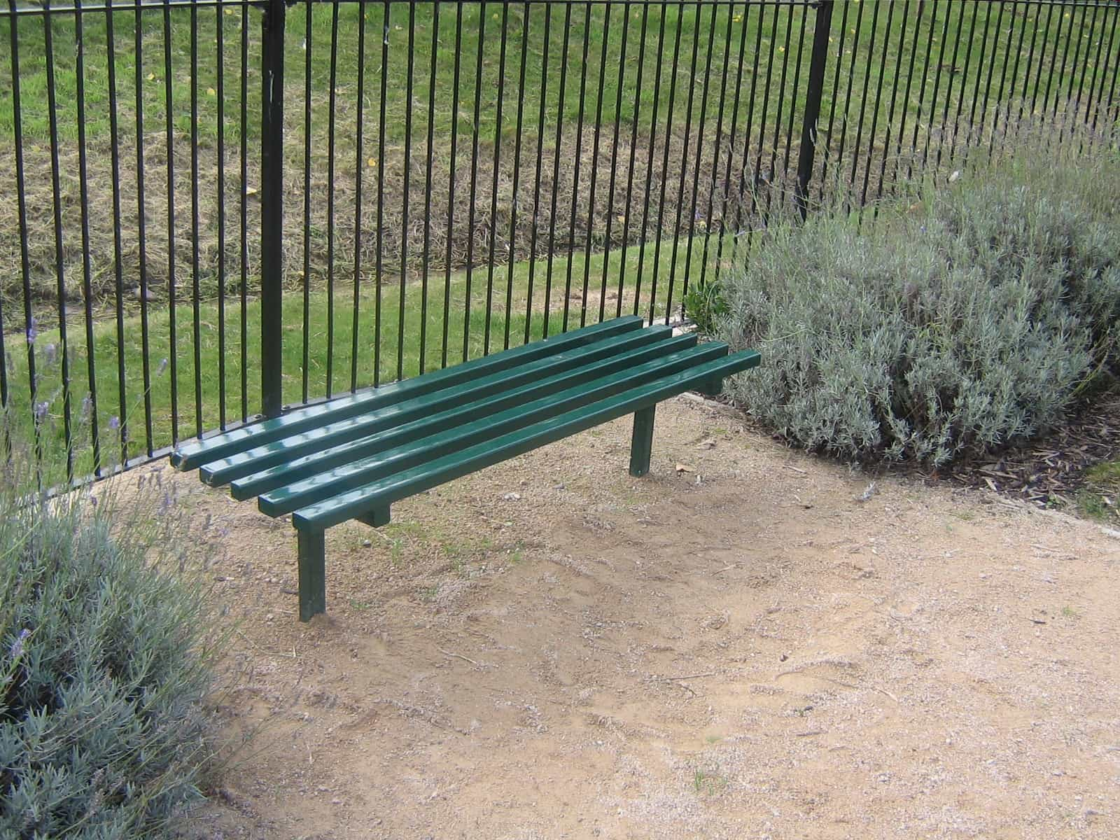 Sturdy Endurance Bench Streetscape Products Amp Services