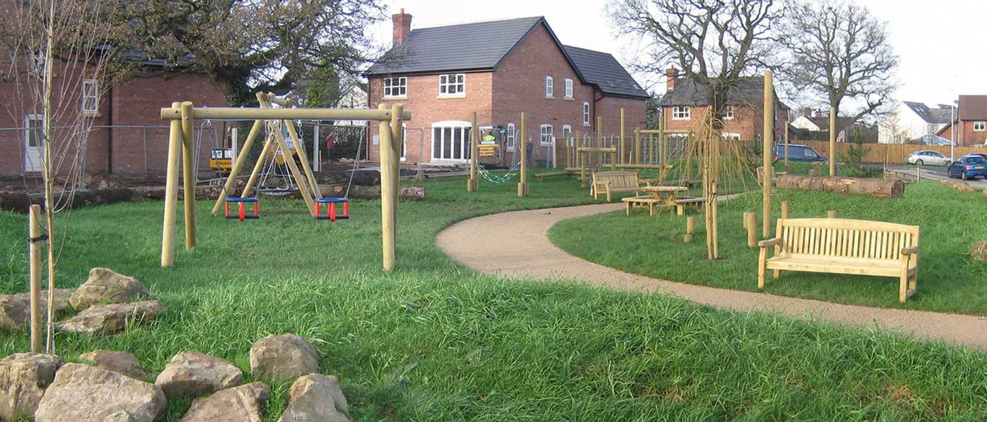 Natural Play Area Streetscape Products Amp Services