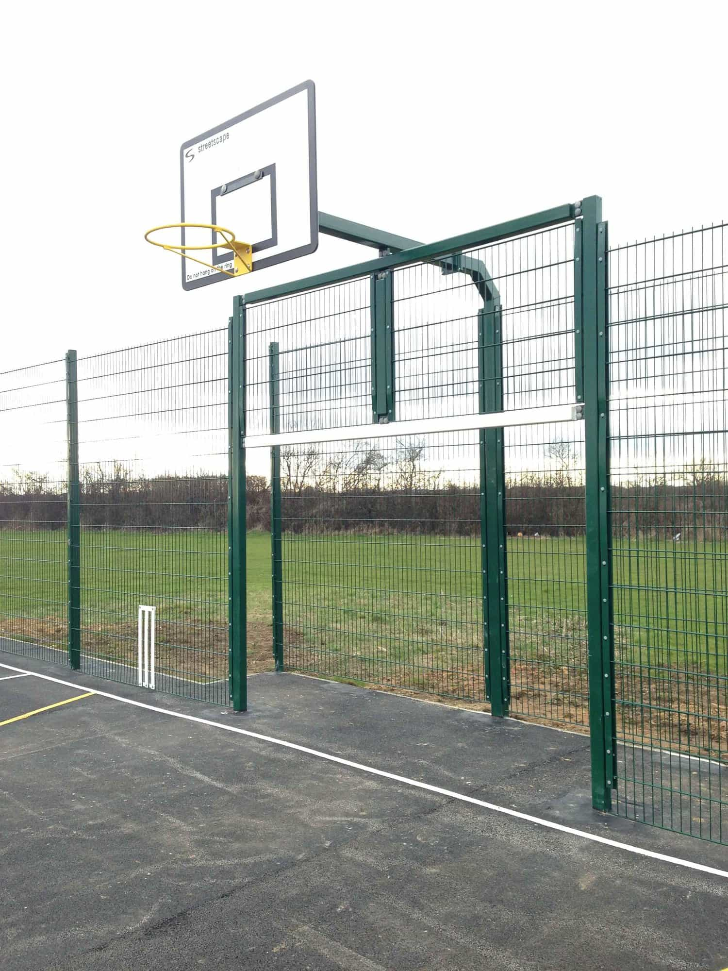 Bramall Goal End Streetscape Products Amp Services