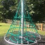 3.3m rotating cone climber